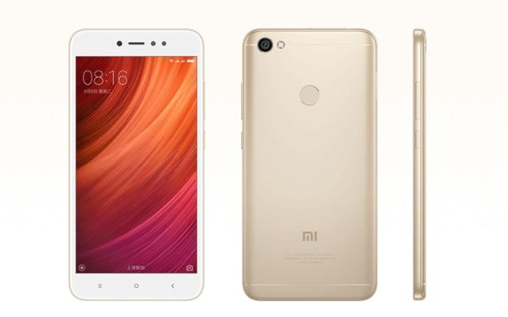 Xiaomi Redmi Note 5A официально представлен