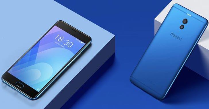 Состоялся анонс смартфона Meizu M6 Note - первый на Qualcomm