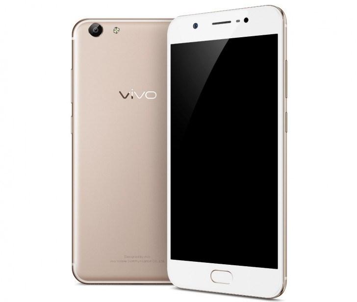 Vivo представила смартфон Y69