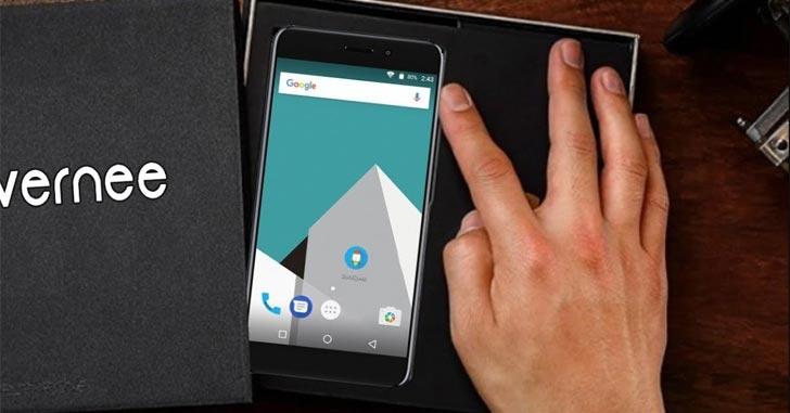 Новый смартфон Vernee M5 уже появился в продаже