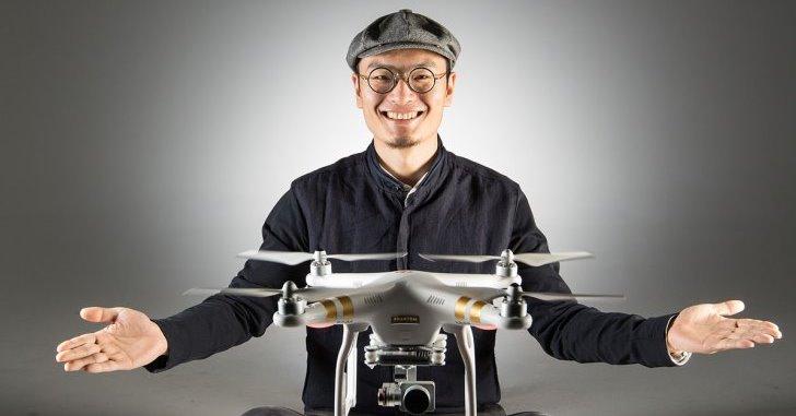Основатель DJI – самый молодой азиатский миллиардер в сфере технологий