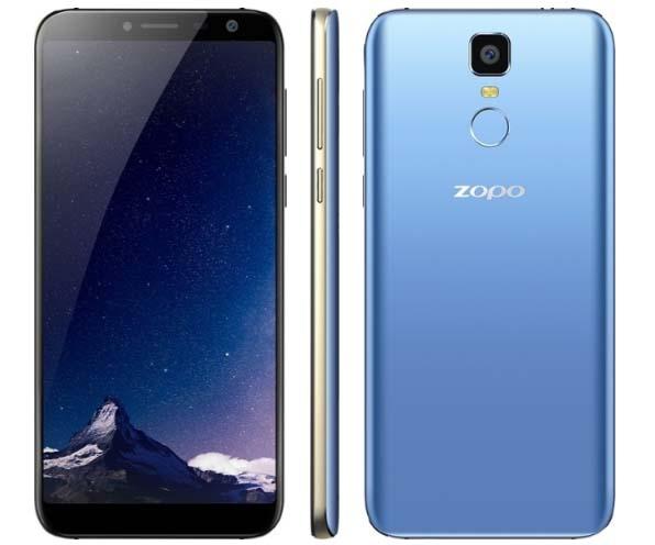 Zopo Flash X2 - еще один обладатель дисплея с соотношением сторон 18:9
