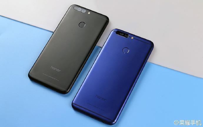 Скоро может появиться Huawei Honor 7X