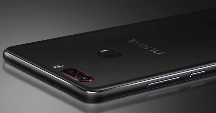 Компания ZTE готовит конкурента смартфону Xiaomi Mi6