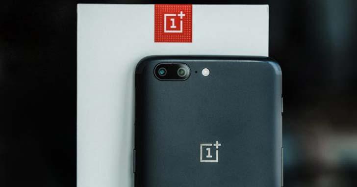 Для смартфона OnePlus 5 вышло обновление OxygenOS 4.5.10