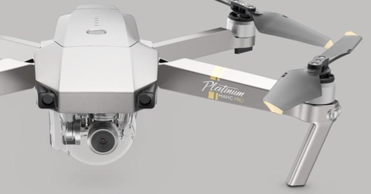 На выставке IFA 2017 показаны новые дроны DJI