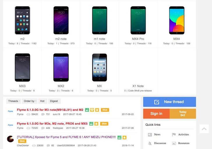 Слухи: компания Meizu готовит новый смартфон X1 Note
