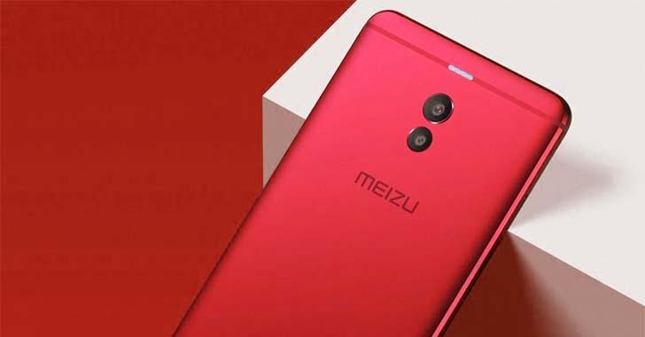 Meizu M6 Note получит красную расцветку корпуса