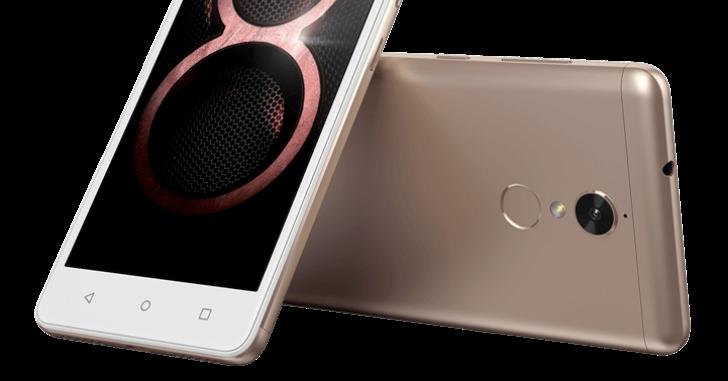 Lenovo выпустила смартфон K8