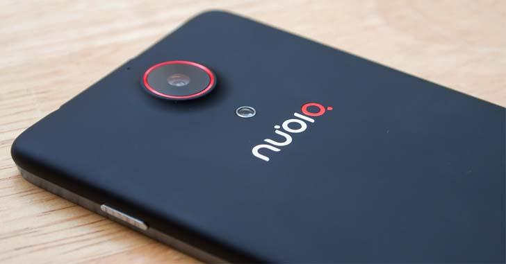Смартфон ZTE Nubia NX907J замечен в бенчмарке GFXBench