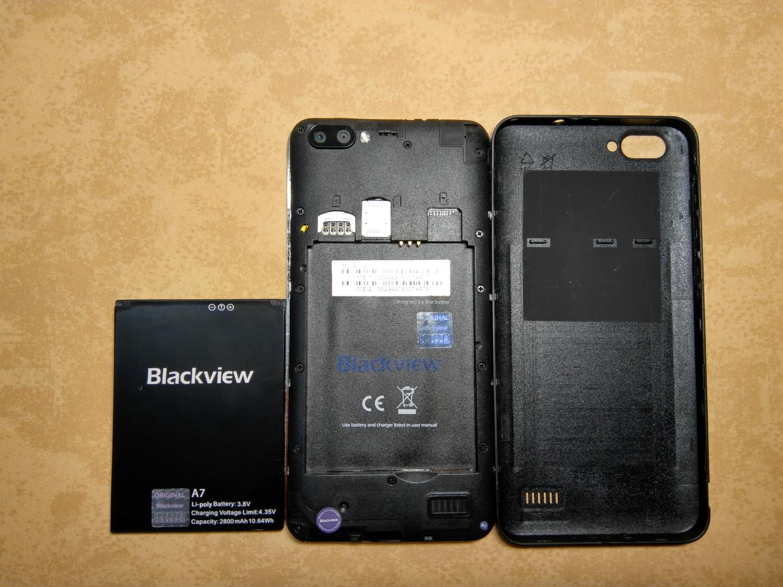 Обзор Blackview A7 — доступный смартфон » China Review