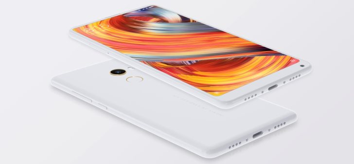 Официально представлен Xiaomi Mi Mix 2