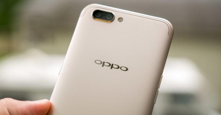 Oppo R11 стал самым продаваемым Android-смартфоном