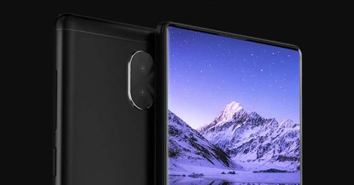 Leagoo представит безрамочный смартфон одновременно с iPhone 8