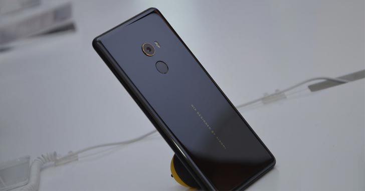 Количество предзаказов на Xiaomi Mi Mix 2 превысило 700 000