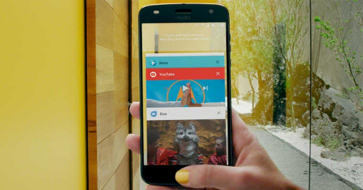 Смартфоны Moto, которые обновятся до Android 8.0 Oreo
