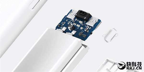 Представлен внешний аккумулятор Xiaomi Mi Power Bank 2C