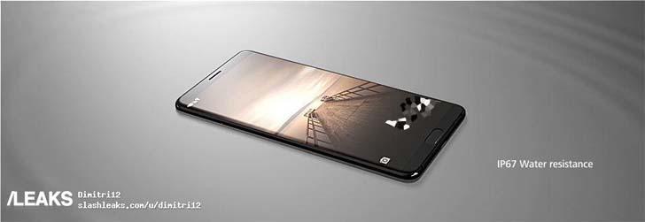 Рекламные материалы Huawei Mate 10 и Mate 10 Pro попали в Сеть