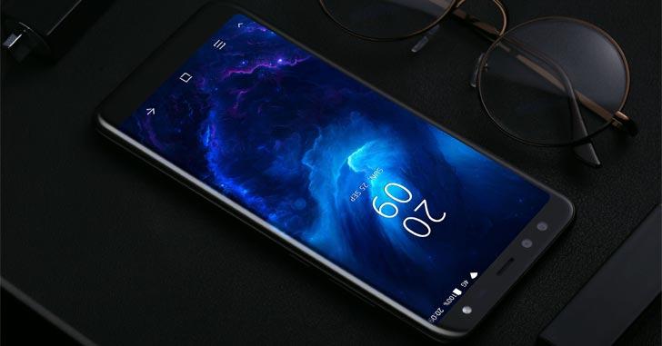 Blackview S8 с экраном 18:9 появится в продаже в октябре