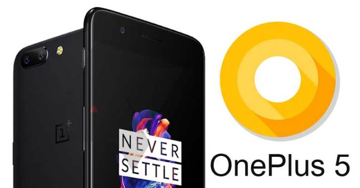 Для OnePlus 5 готовят Android 8