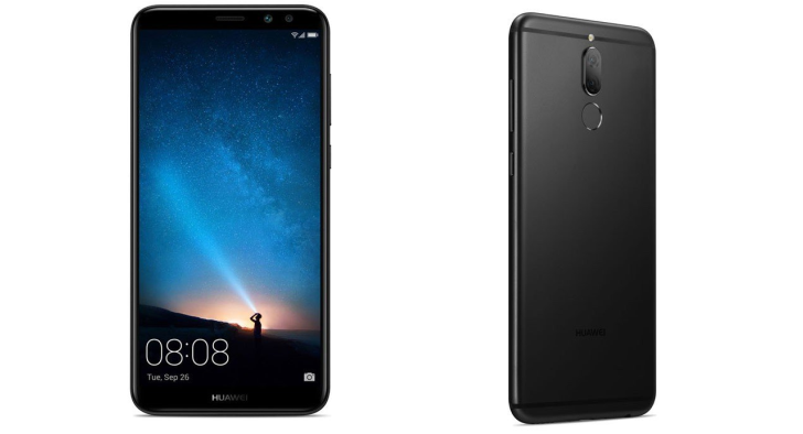 Huawei выпустила смартфон Nova 2i