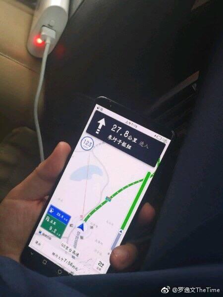 Huawei Mate 10 Pro показали на реальных фотографиях