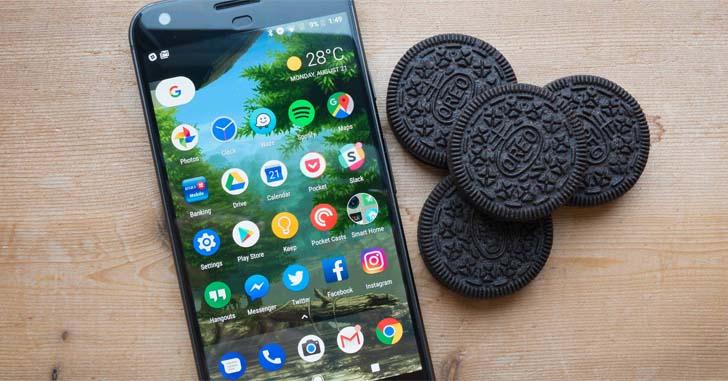 ОС Android 8 Oreo впервые появилась в статистике Google