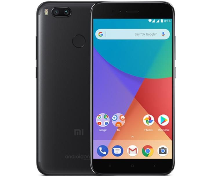 Xiaomi Mi A1 начал поступать в европейскую розницу