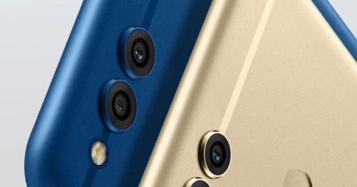 Представлен смартфон Honor 7X с крупным экраном 18:9