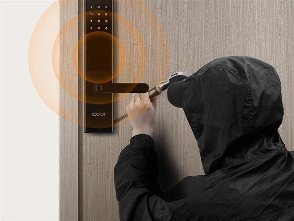 На площадке MIJIA/Xiaomi запущен умный дверной замок