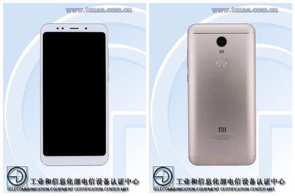 Появились неофициальные рендеры Xiaomi Redmi Note 5 на базе фото в TENAA