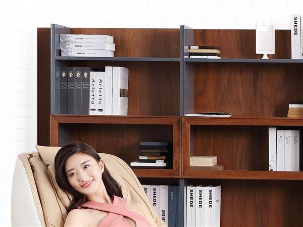 На площадке MIJIA анонсировано умное массажное кресло