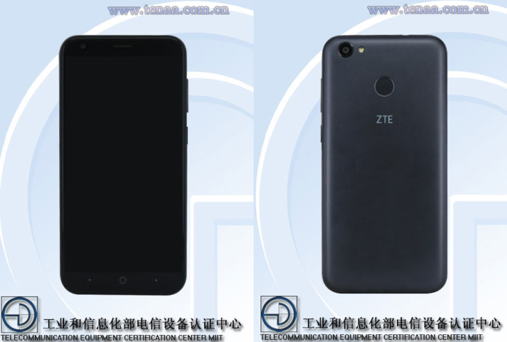 Смартфон ZTE с 4 ГБ RAM и хорошей батареей замечен в TENAA