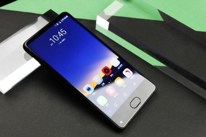 Uhans MX – один из самых доступных полноэкранных смартфонов