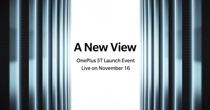 OnePlus 5T будет запущен в 2 этапа
