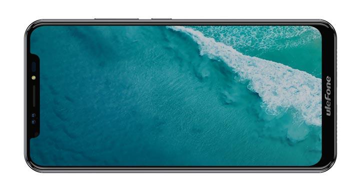 Ulefone готовит безрамочный смартфон в стиле iPhone X