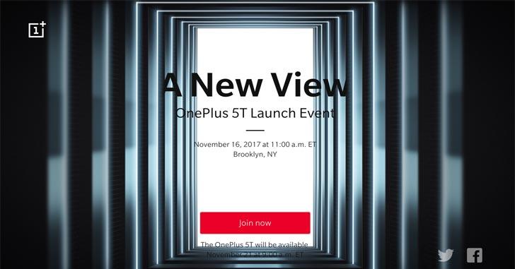 Новые рендеры смартфона OnePlus 5T появились в Сети