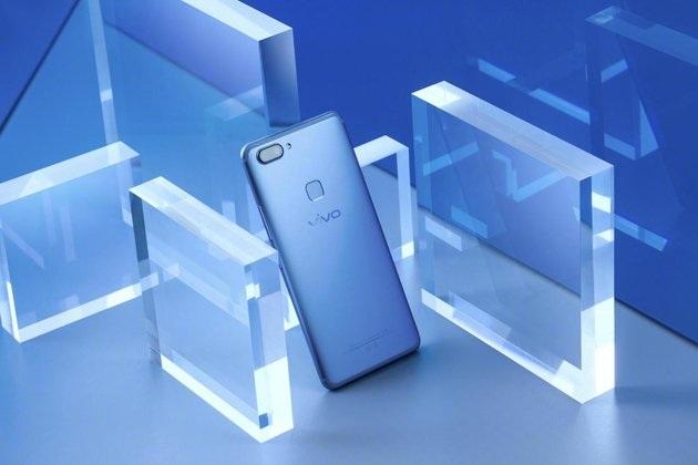 Vivo X20 представлен в новой расцветке
