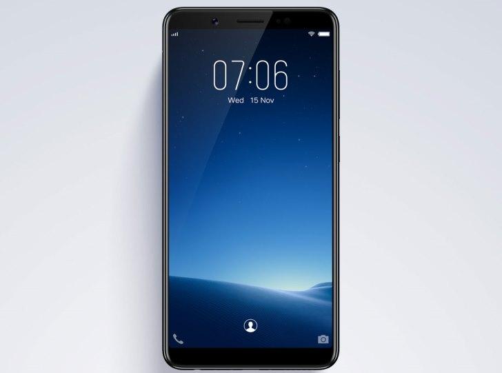Представлен смартфон Vivo V7
