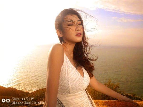 Появились примеры фото, сделанных на Gionee S11S