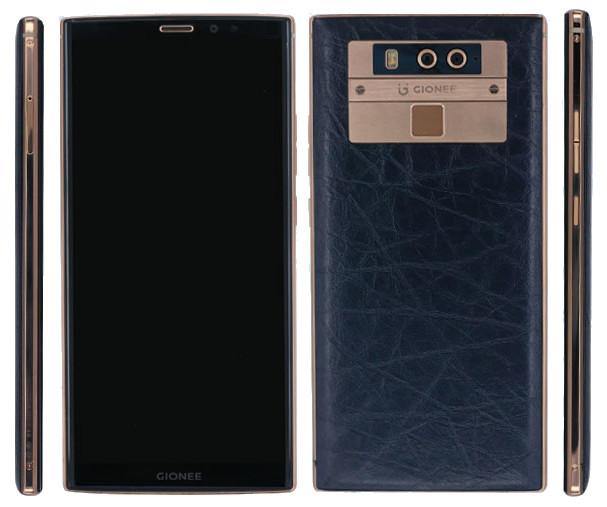 Gionee M7 Plus на Snapdragon 660 сертифицирован в TENAA