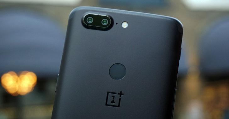 Смартфон OnePlus 5T проверили в популярных бенчмарках