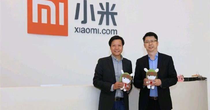 Топ-менеджер компании MediaTek перешел в Xiaomi