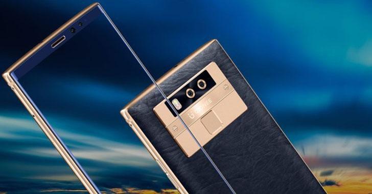 Официально представлен бизнес-смартфон Gionee M7 Plus