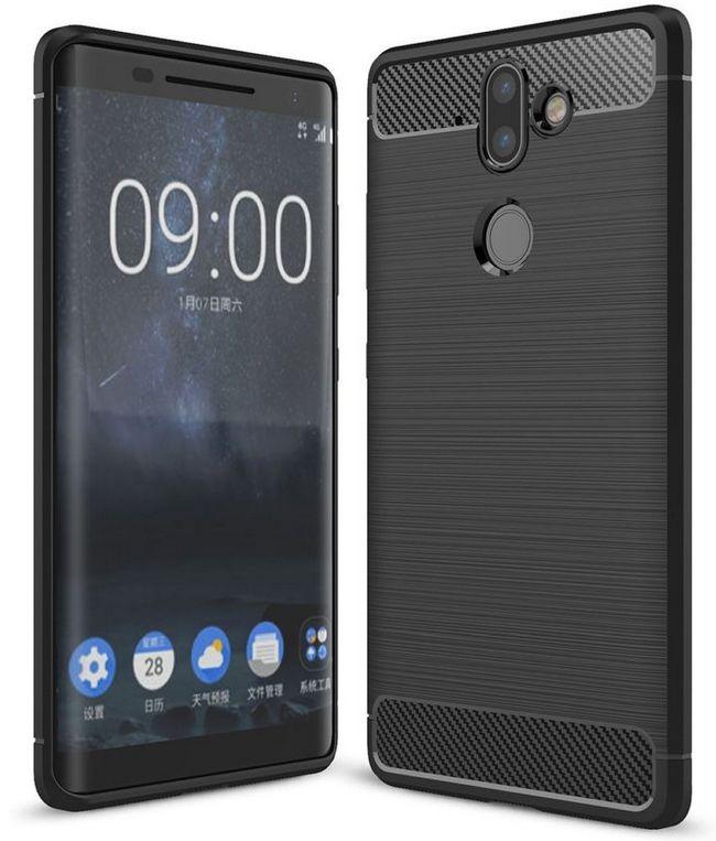Замечены изображения Nokia 9