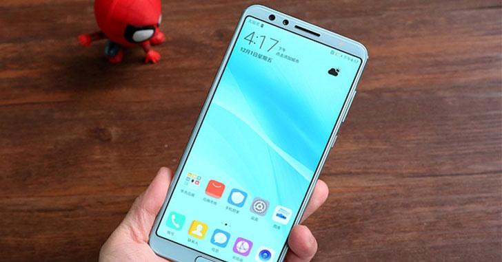 Состоялся анонс смартфона Huawei nova 2S
