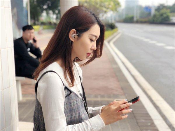 Наушники Meizu mBlu попали на фото
