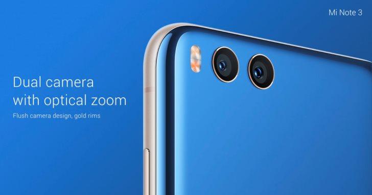 DxOMark: у Xiaomi Mi Note 3 отличная камера