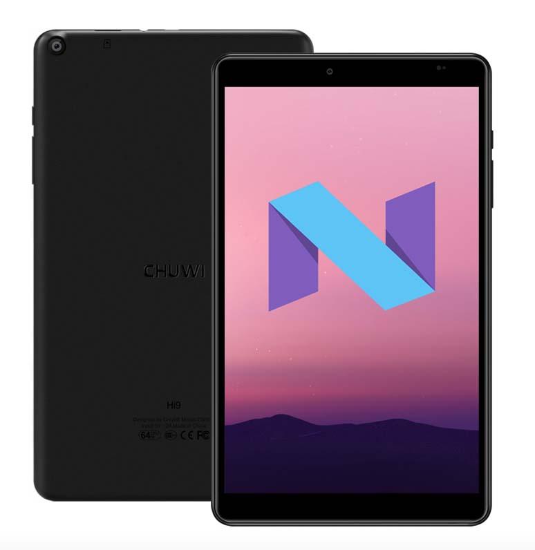 Представлен новый планшет Chuwi Hi9
