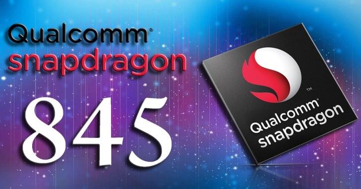Протестирована производительность чипа Snapdragon 845